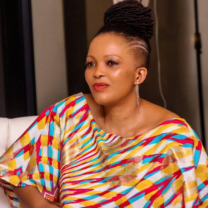 Ms. Nokuthula Ngonyama