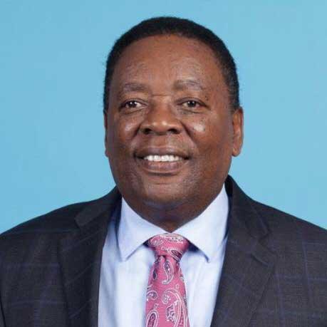 Bishop J.B. Masinde